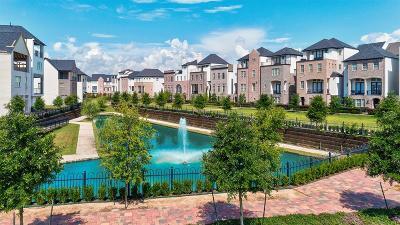 Houston Single Family Home For Sale: 2017 Covent Garden Station