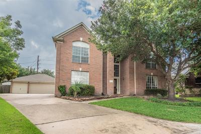 Galveston County, Harris County Single Family Home For Sale: 2202 Chelsea Ridge Court