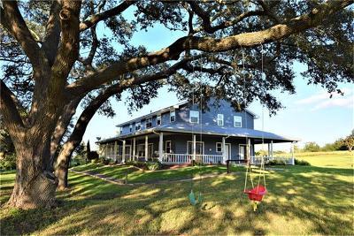 Schulenburg TX Farm & Ranch For Sale: $725,133