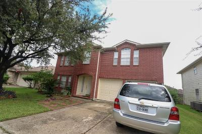 Channelview Single Family Home For Sale: 1150 Ambrosden Lane