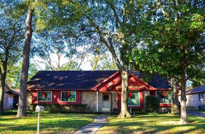 Houston Single Family Home For Sale: 2619 Parana Drive