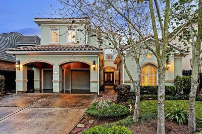 Houston Single Family Home For Sale: 2926 Rosemary Park Lane