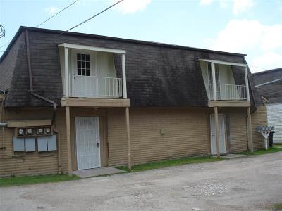 Houston Multi Family Home For Sale: 12084 Beechnut Street