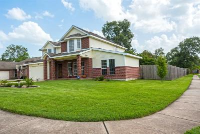 Tomball Single Family Home For Sale: 22547 Red Pine Drive