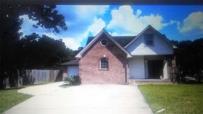 Pasadena Single Family Home For Sale: 1513 Scarborough Lane