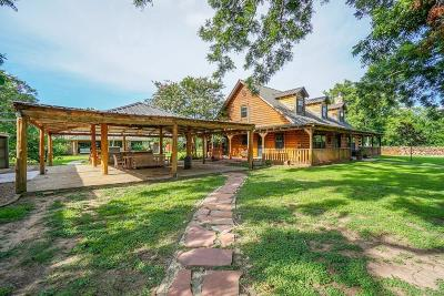 Fort Bend County Farm & Ranch For Sale: 37514 Fm 1093