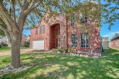 League City Single Family Home For Sale: 203 Green Cedar Drive