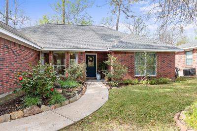 Willis Single Family Home Option Pending: 12401 Pegasus Drive