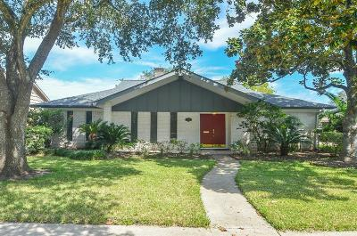 Houston Single Family Home For Sale: 7718 Braesview Lane
