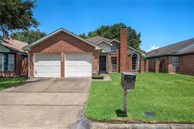 Houston Single Family Home For Sale: 10118 Reedwood Lane