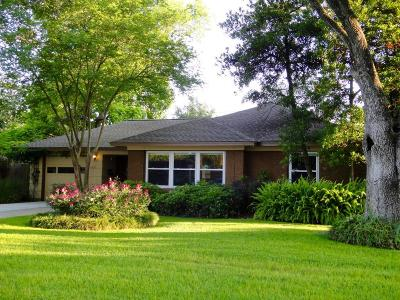 Bellaire Single Family Home For Sale: 4920 Mimosa Drive