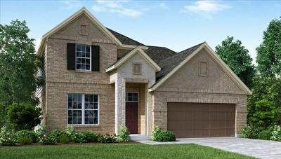 Katy Single Family Home For Sale: 24403 Ivory Sunset