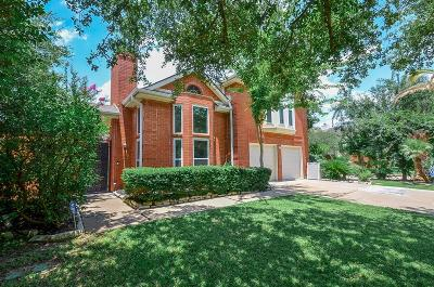 Houston Single Family Home For Sale: 12934 Briarwest Circle