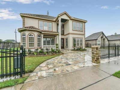Pearland Single Family Home For Sale: 2609 Letrim Street