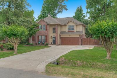 Magnolia Single Family Home For Sale: 6723 Woodland Oaks
