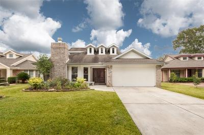 Sugar Land Single Family Home For Sale: 2123 Streamhurst Lane