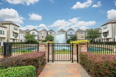 Houston Single Family Home For Sale: 11029 Sherwood Grove