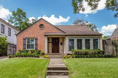 Single Family Home For Sale: 2208 Watts