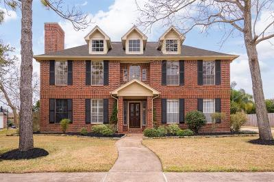 Friendswood Single Family Home For Sale: 914 Laurelfield Drive