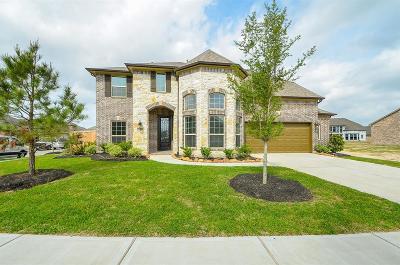 Humble Single Family Home For Sale: 15407 Hopkins Cedar Drive