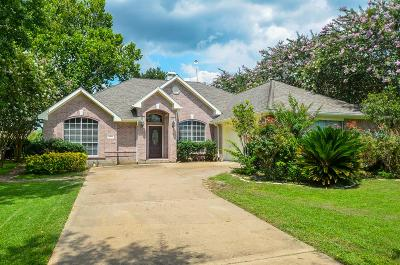 Fulshear Single Family Home For Sale: 4602 Weston Drive