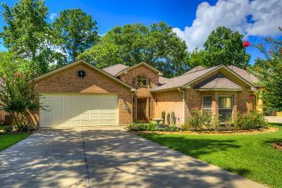 Montgomery Single Family Home For Sale: 197 Monterrey Road