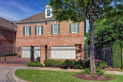 Houston Condo/Townhouse For Sale: 6731 Westchester Avenue