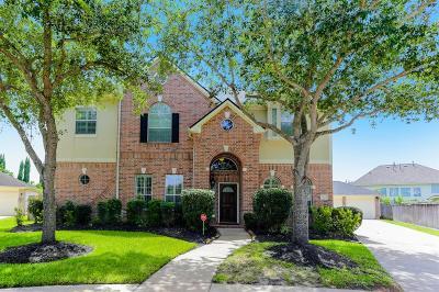 Missouri City Single Family Home For Sale: 4223 Killian Court