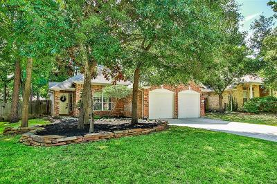 The Woodlands Single Family Home For Sale: 139 W Drifting Shadows Circle