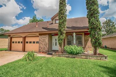 Pasadena Single Family Home For Sale: 4807 Ivy Street
