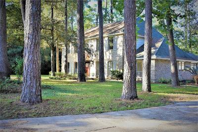 Kingwood Single Family Home For Sale: 2939 Kings Forest Drive