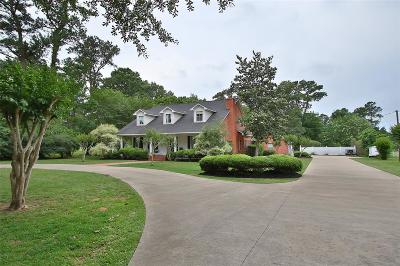 Tomball Single Family Home For Sale: 15524 Brown Road