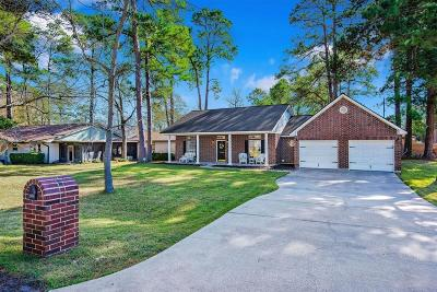 Tomball Single Family Home For Sale: 14255 Buckingham Lane