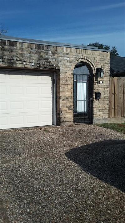 Houston Single Family Home For Sale: 8418 Beechnut Street