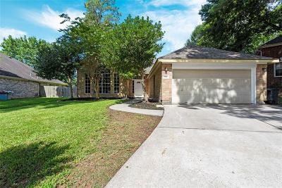 Spring Single Family Home For Sale: 2715 Dovewood Lane