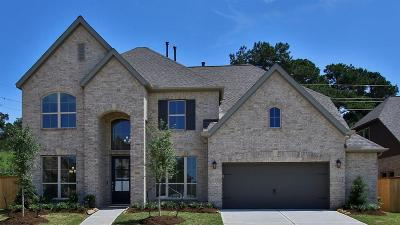 Tomball Single Family Home For Sale: 21442 Rose Loch Lane