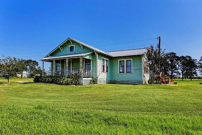 Round Top Single Family Home For Sale: 11400 Schuster Road