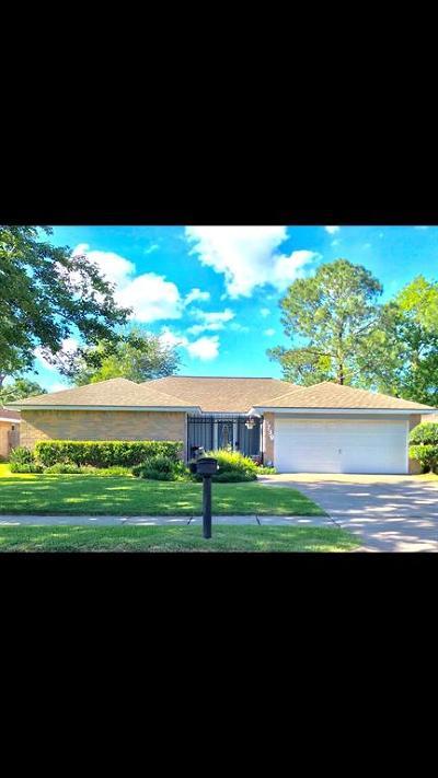 La Porte Single Family Home For Sale: 9739 Rustic Gate Rd