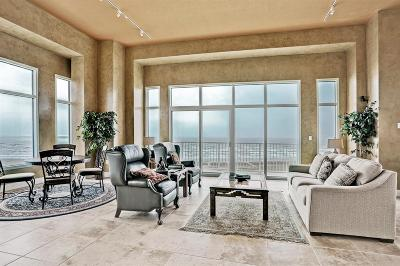 Galveston Mid/High-Rise For Sale: 500 Seawall Boulevard #1403