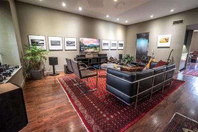 Houston Condo/Townhouse For Sale: 7443 Brompton Street