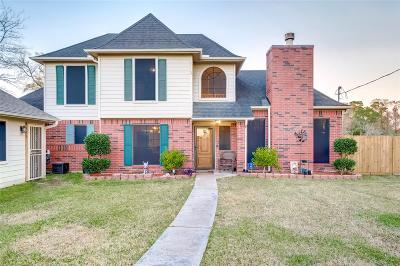 Channelview Single Family Home For Sale: 16635 Wood Drive