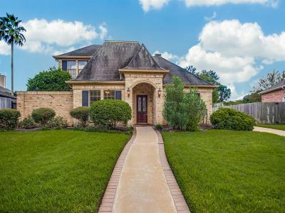 Sugar Land Single Family Home For Sale: 1206 Meadowlark Lane