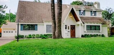 Single Family Home For Sale: 1338 Lehman Street