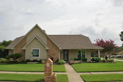 Pearland Single Family Home For Sale: 2101 Moss Creek Lane