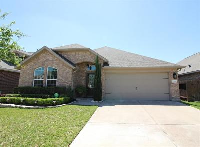 Katy Single Family Home For Sale: 2326 Blue Jay Lane