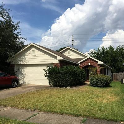 Cypress Single Family Home Option Pending: 7314 Parkland Manor Drive