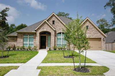 New Caney Single Family Home For Sale: 23452 Elmwood Bend Lane
