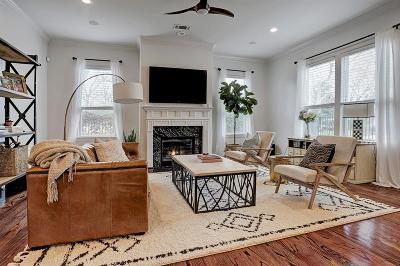 Houston Single Family Home For Sale: 2625 Arlington Street