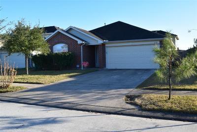 Houston Single Family Home For Sale: 2611 Sockeye Drive