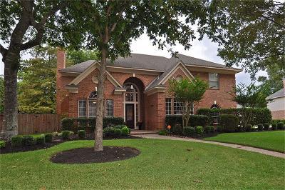 Kingwood Single Family Home For Sale: 6119 Soaring Pine Court